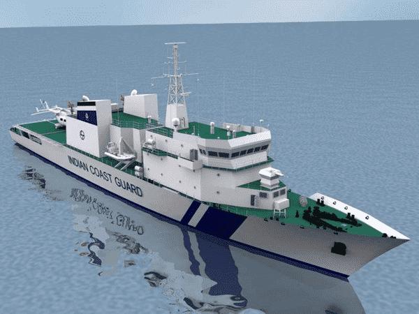 L&T Class Fast Interceptor Boats