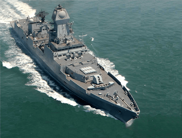 Kolkata Class Stealth Guided Missile Destroyers
